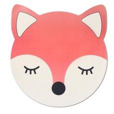 """Παιδικό Σουπλά Πλαστικό Κόκκινο """"Fox"""""""