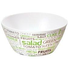 """Μπώλ / Σαλατιέρα """"Salad"""" Από Μελαμίνη Ø 25 cm Kesper"""