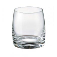 Κρυστάλλινο Ποτήρι Ουίσκι Ideal Bohemia 290ml (Σετ 6 Τεμαχίων)