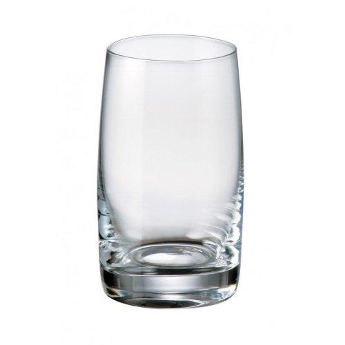 Κρυστάλλινο Ποτήρι Νερού Ideal Bohemia 380ml (Σετ 6 Τεμαχίων)