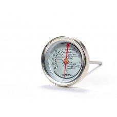 Ανοξέιδωτο Θερμόμετρο Ψητού Gusta