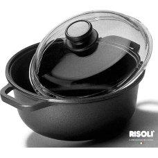 Κατσαρόλα Χυτού Αλουμινίου Granito Risoli 20cm