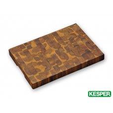"""Kesper Επιφάνεια Κοπής """"Μωσαϊκό"""" Ακακία 42 x 30 x 4cm"""