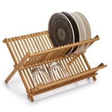Ξύλινη Πιατοθήκη / Βάση Πιάτων Ζ Present